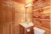 Roughin' It 1 bedroom cabin