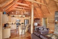 Pinnacle View Lodge 3 bedroom cabin