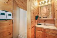 Rambler's Rest 2 bedroom cabin