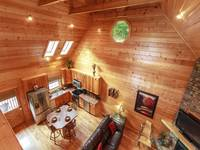Luxury Lookout 3 bedroom cabin