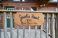 Jacob's Heart 4 bedroom cabin