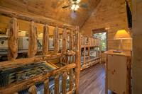 Greystone Retreat 13 bedroom cabin in  Gatlinburg