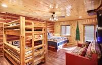 River Paradise 3 bedroom cabin