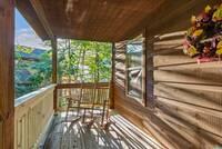 Misty View 2 bedroom cabin