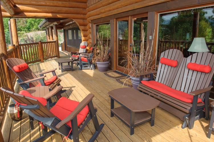 Paradise Point Pigeon Forge Cabin Summit Cabin Rentals