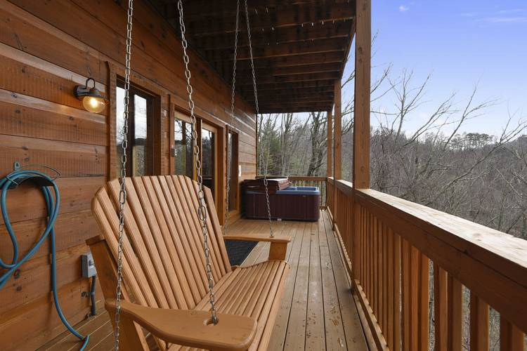 King Of The Mountain Pigeon Forge Cabin Rentals 800