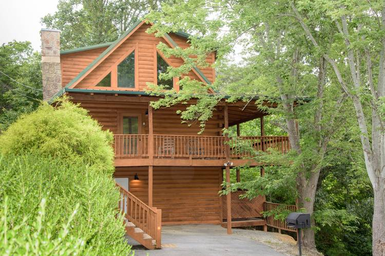 Find Peace At Mountain Serenity By Summit Cabin Rentals