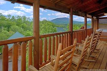 Taken at Wahoo Lodge  in Grand View (Sterling Springs) Resort TN