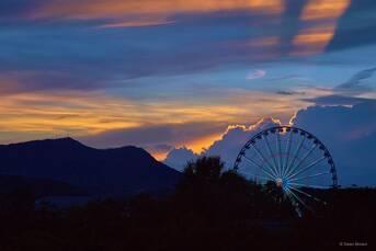 Taken at Cloud Nine in Bluff Mountain TN