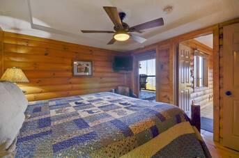 Taken at Majestic View Lodge in Chalet Village TN