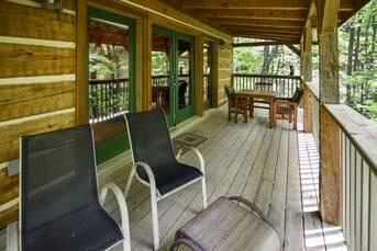 Taken at Smoky Mountain Escape in Shagbark Resort TN