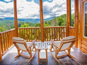 Taken at Bella Vista Lodge in Gatlinburg TN