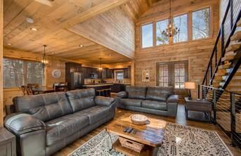 Taken at Iron Mountain Lodge in Waldens Ridge TN