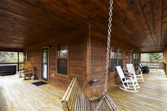 Main Level Deck