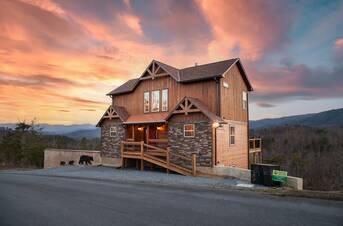 Copper Fox Cabin