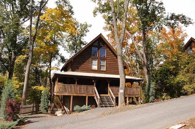 #2903 Abundantly Blessed 3 Bedroom Cabin Rental