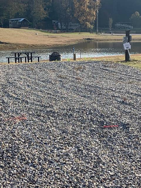 Water Front Gravel Lot 181