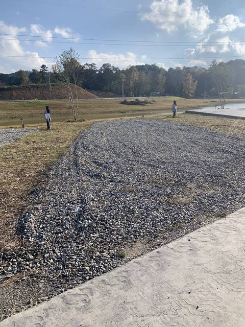 Water Front Gravel Lot 177