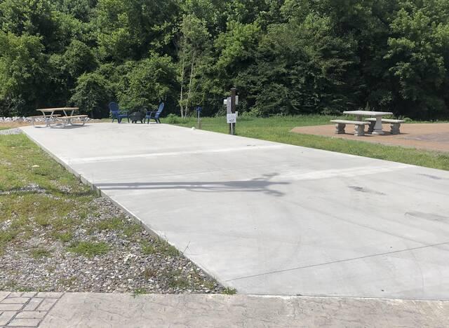 Creekside Paved Lot 107