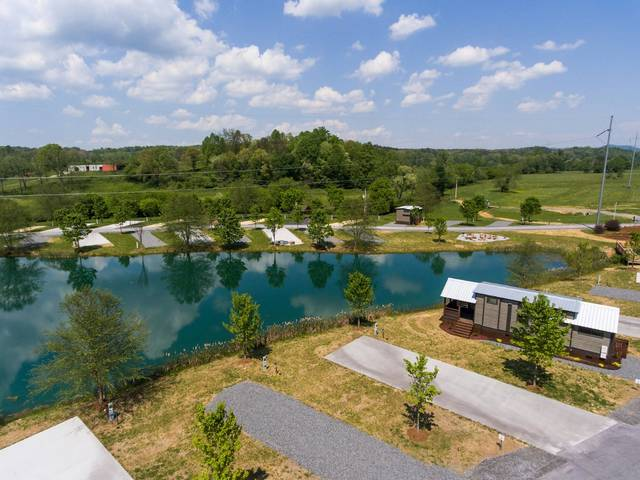 Water Front Paved Lot 22