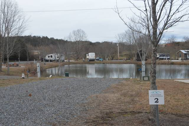 Water Front Gravel Lot 2