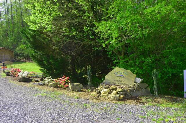 Water Front Paved Lot 18