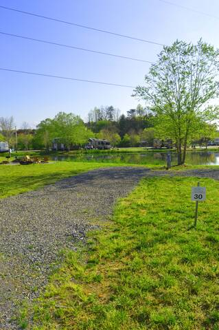 Water Front Gravel Lot 30