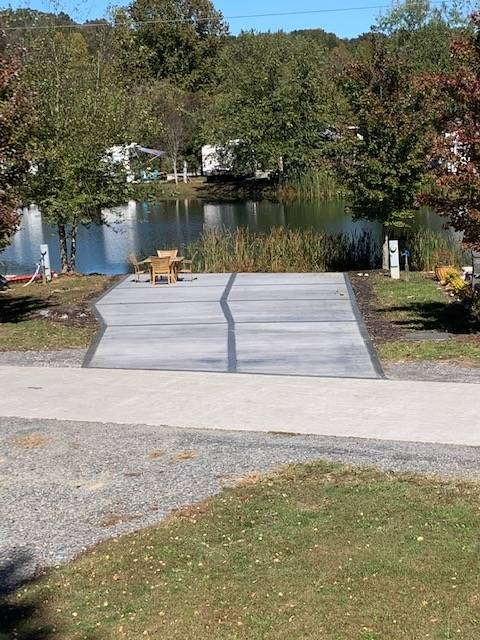 Water Front Paved Lot 4